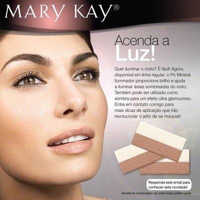 ya tienen el iluminador de Mary Kay??
