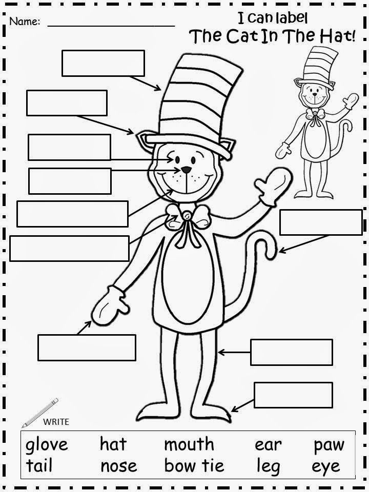 Quotes From The Cat In Hat Printable. QuotesGram