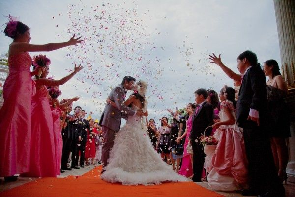 Elaborate Pink Wedding at Fernword Gardens | Done Brilliantly
