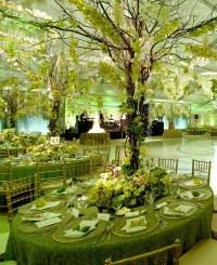 Outdoor wedding table settings decor | Decorating ideas ...