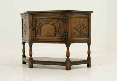 Chair Table 17th Century
