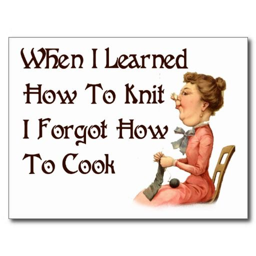 Funny Quotes About Knitting