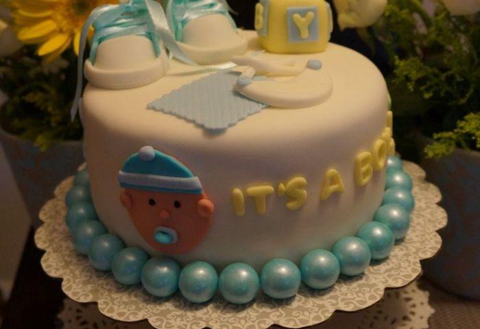 2 Homemade Baby Shower Cake Ideas For A Boy Homemade Ideas A Baby