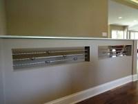 Stair Rail Half Wall Banister | Joy Studio Design Gallery ...