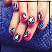 nail art design joy