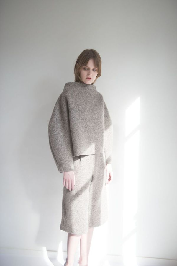 knitGrandeur: Trend Watch, Funnel Neck