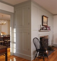 Colonial fireplace | Home | Pinterest