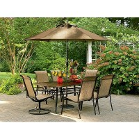 Patio furniture from Sears
