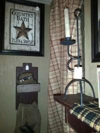 Country Bathroom Decor | Bathroom of my dreams:) | Pinterest