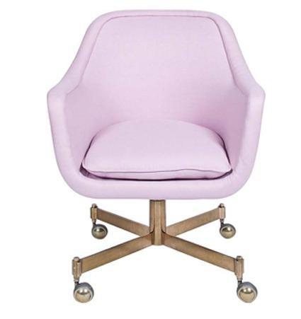 cute desk chair  COLLEGE 20 APARTMENTDORM  Pinterest