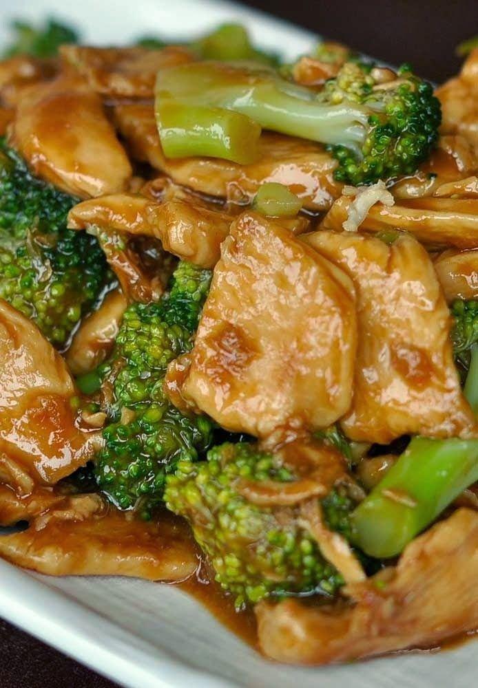 Chicken Recipes- Chicken and broccoli