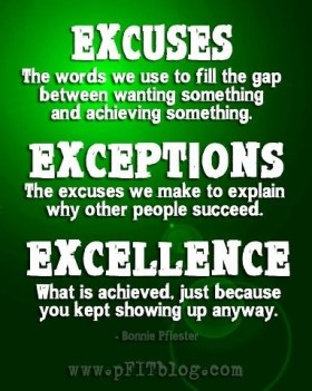 Image result for Strive for Excellence Quotes