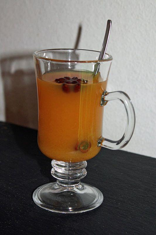 Orangen-Punschessenz