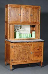 Hoosier Oak Kitchen Cabinet | Kitchen Spaces | Pinterest