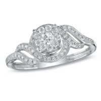 Zales promise ring. | Wedding Princess | Pinterest