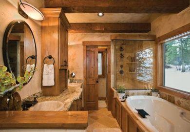 Images About Elegant Master Baths On Pinterest