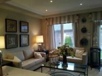 toronto model home. cozy living room | Decor * Living Room ...