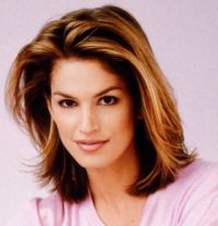 cindy crawford - Hair cut/color | Hair and Hair Products ...