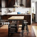 Ikea stenstorp kitchen island in oak and black brown keep in mind for