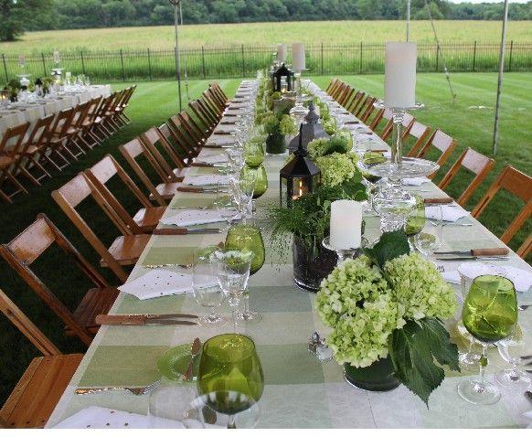 Simple Backyard Bbq Wedding Ideas