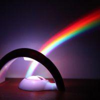 rainbow night light | things I like | Pinterest