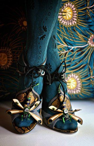 dragonflyshoes - I'm not a huge shoe fan, but I'd wear these :)