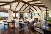 Back Porch Exposed Beams - Home Design Inside