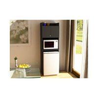 Kitchen Storage Cabinet Combo Refrigerator Microwave Mini ...