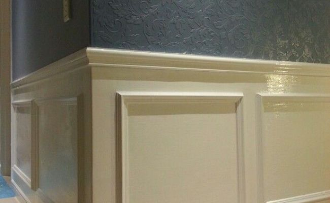 Diy Wall Paneling For The Home Pinterest