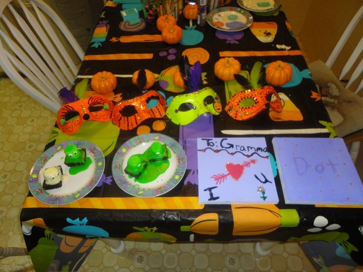 Arts And Crafts Ideas Halloween