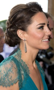 formal hair - princess kate hairstyles