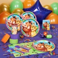 Lion King party supplies! | party ideas | Pinterest