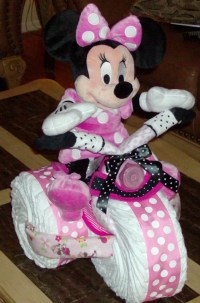 Baby Minnie Mouse Baby Shower Decorations | Best Baby ...