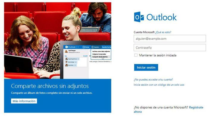 Image Result For Hotmail Iniciar Sesion