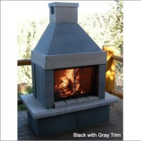Prefab Outdoor Fireplaces - Bing images