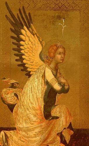 Arcangel Gabriel ayúdanos en la gran misión de llevar la Buena Nueva.