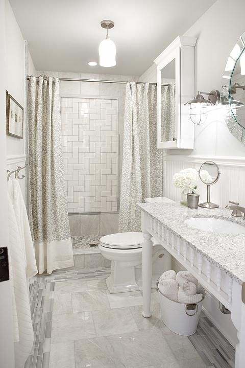 Country Residence Bathroom