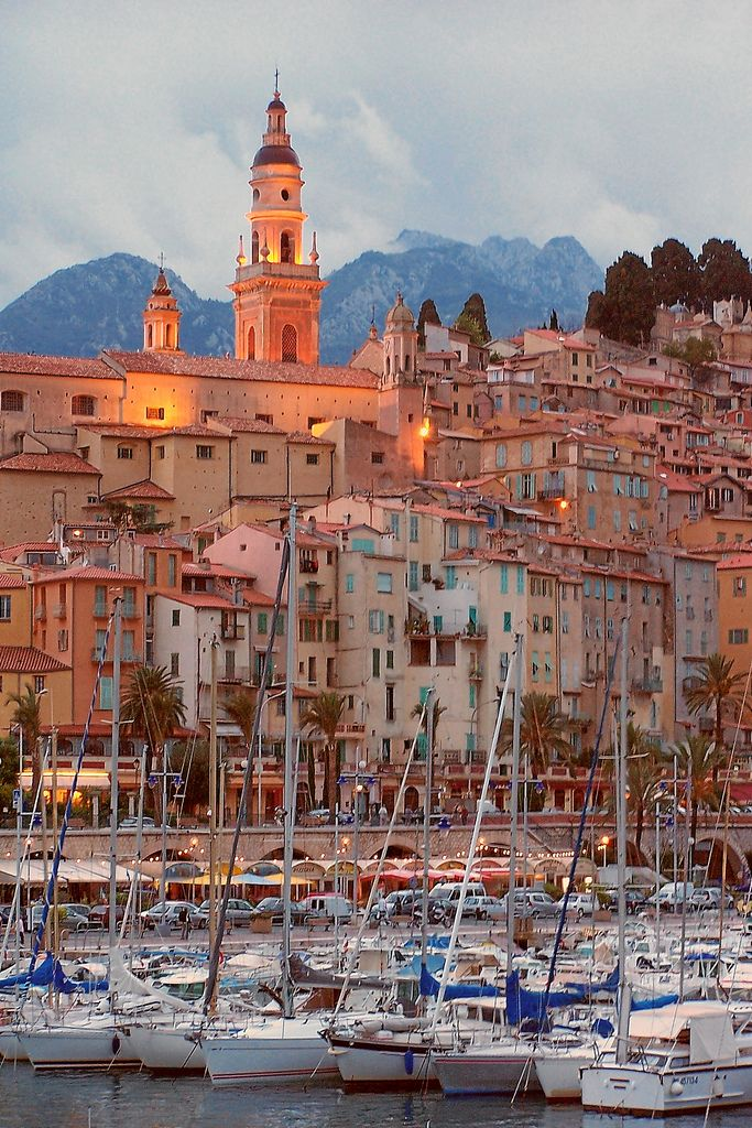 Menton France Pictures And Videos And News