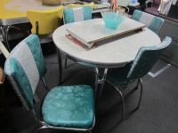 Vintage Chrome Dinette Sets | The Perfect Vintage Home ...