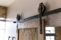Sliding Barn Doors: Rustic Sliding Barn Door Hardware