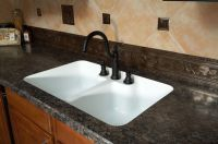 undermount sink laminate countertop | Kitchen/Entry Way ...