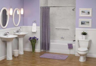 Bathroom/bathroom Design With Wainscoting