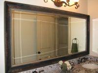 extra large bathroom mirrors | Bathroom ideas | Pinterest