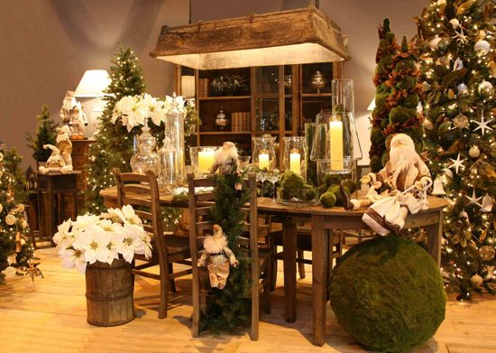 Pinterest Decorating Ideas Country Christmas