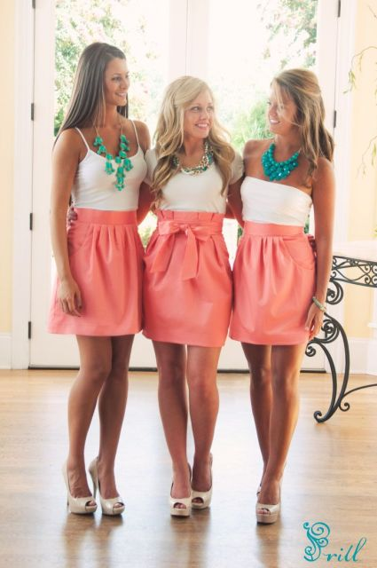 Love their outfits from Frill Clothing