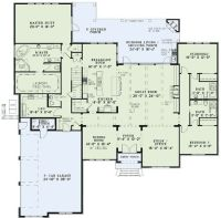 This really is the perfect floor plan!. | Home | Pinterest