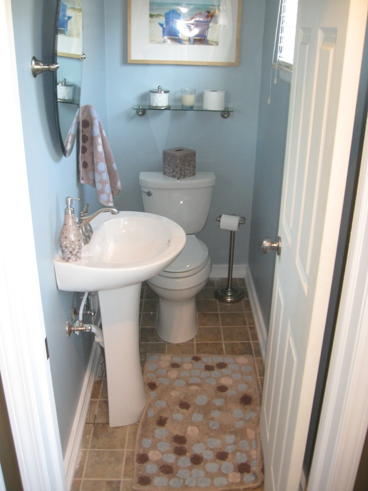 Small Half Bathroom2  Products I Love  Pinterest