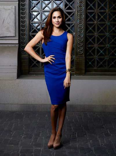 Rachel Zane on Suits
