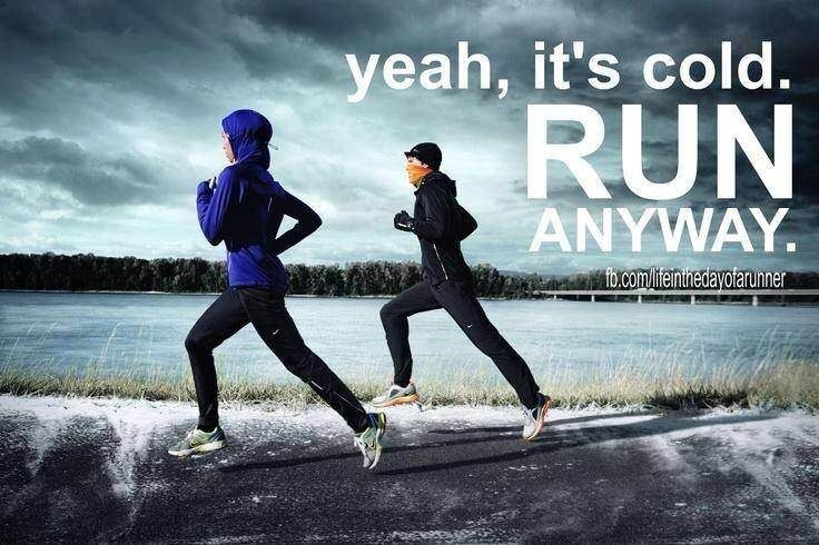 Image result for winter running ecards