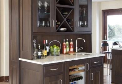 Kitchen Cabinets Wet Bar